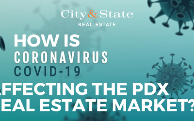 How is COVID-19 affecting the Portland Real Estate market?