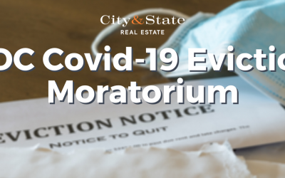 CDC's COVID-19 Eviction Moratorium